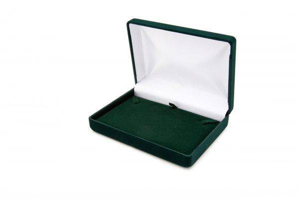 Velvet case boxes